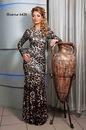 Платье 6420/1 (leopard) 1840 руб.+орг.
