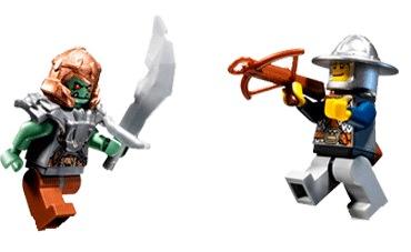 Lego Лего 7037 Замок Нападение на башню.