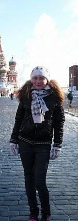 Метковец Лена, 7 марта 1990, Санкт-Петербург, id102075607