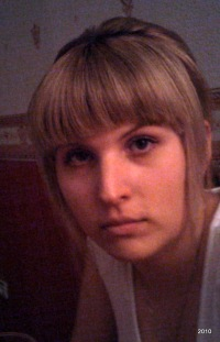Ольга Гуляева, 23 февраля 1989, Барнаул, id149888597