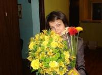 Светлана Анисимова, 24 февраля 1988, Москва, id166499352