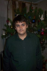 Дима Раковский, 7 декабря 1994, Киев, id62144445