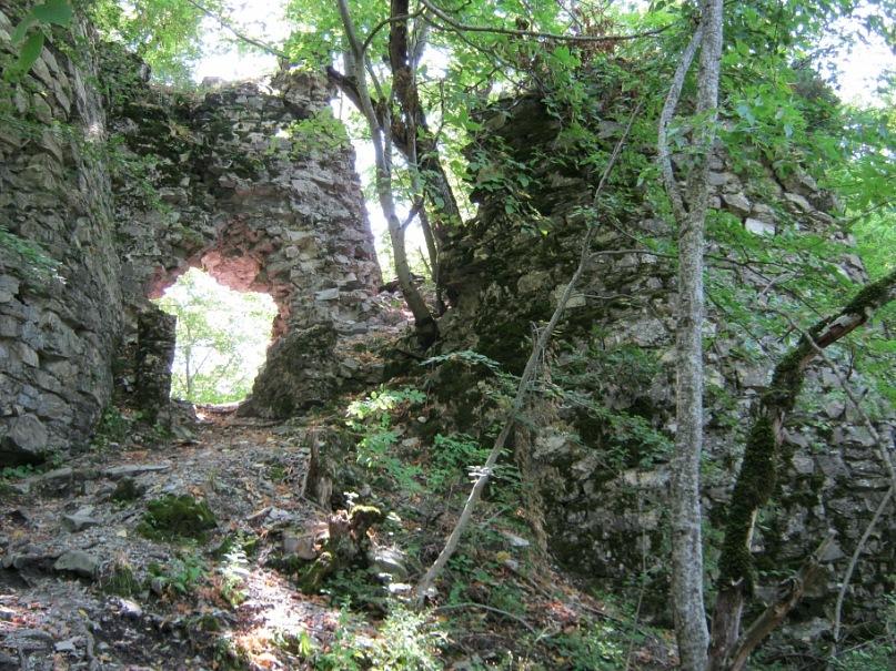 крепость Гелесен Горесен