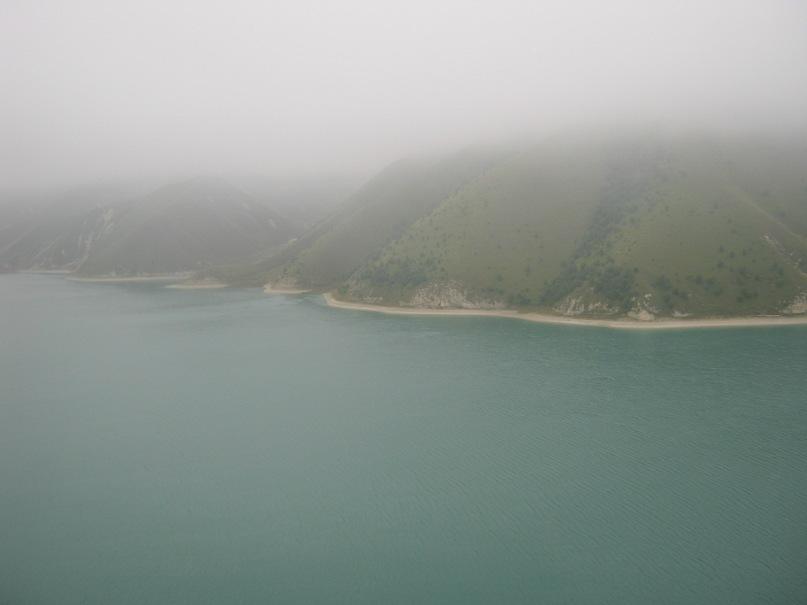 Озеро Казеной Ам (в Чечне)