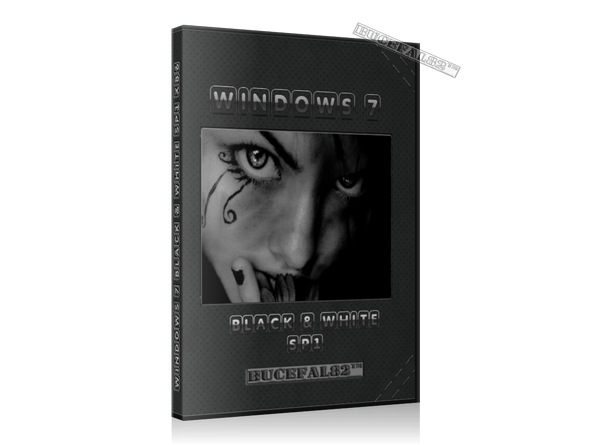 Windows 7 Black & White SP1x64