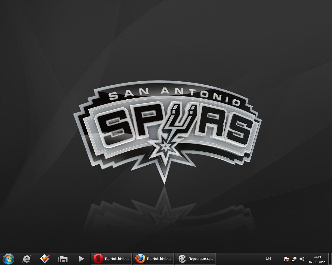 WIN 7 San Antonio Spurs