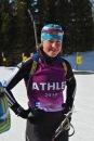 Юля Джима, биатлонистка