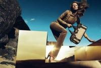 Леопардовый кошелек: сумки клатчи кошельки.