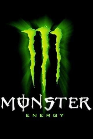 Картинка на телефон Monster Logo.