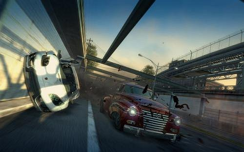 I have to admit that I started playing Burnout. burnout paradise the ultima