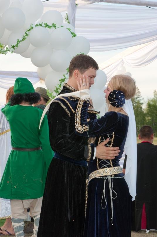 эльфийская свадьба