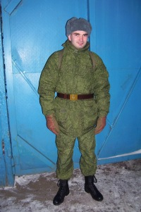 Антон Мишуткин, Красноярск
