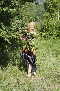 Катюша Видясова, Новокузнецк