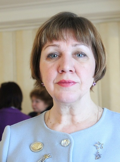 Людмила Засядь-волк (аникина)