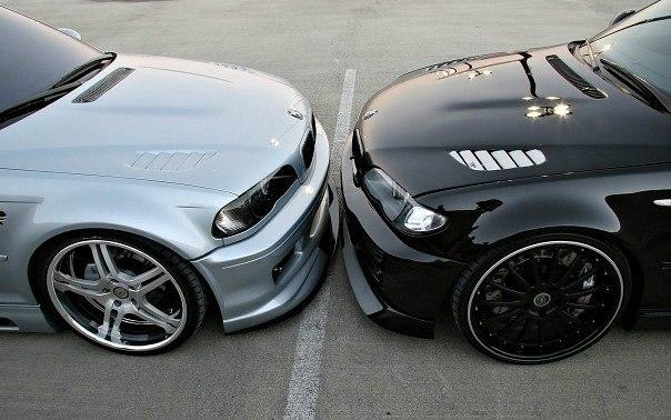 Авто обои тюнинг.