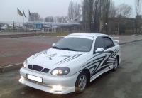 Тюнинг - Chevrolet Lanos, клуб Chevrolet Lanos.