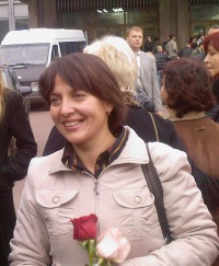 Людмила Глевацкая, 16 декабря 1969, Павлоград, id136355727