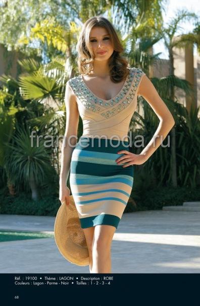 Французская одежда 11