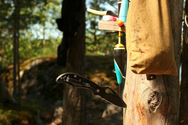 Отдых на природе (рыбалка, охота, грибы, пикники и пр.) X_4a84fdac