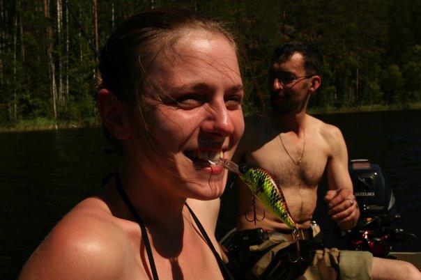 Отдых на природе (рыбалка, охота, грибы, пикники и пр.) X_91750700