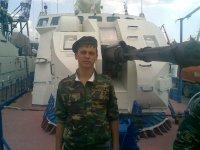 Павел Блошко, 12 декабря , Крымск, id69130070