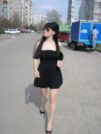 Оксана Лебедева, 1 июля 1987, Новокузнецк, id142769437