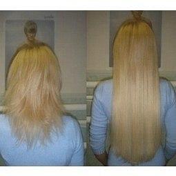 Волосы на заколках натуральные новосибирск