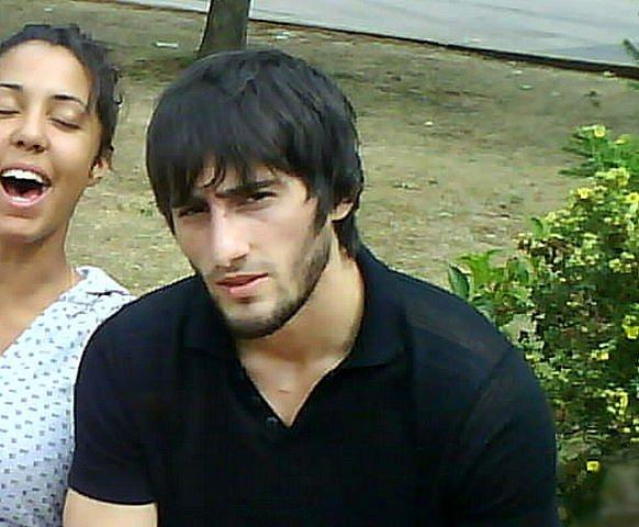 красивые парни фото чеченцы