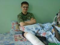 Витя Жукав, 8 июня , Новосибирск, id119148821
