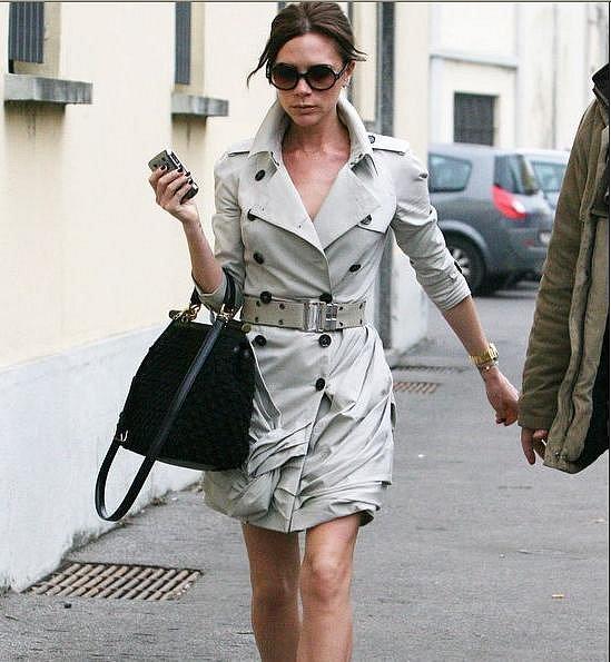 Плащи и пальто.  Модный бренд: Burberry Prorsum / Берберри Прорсум.