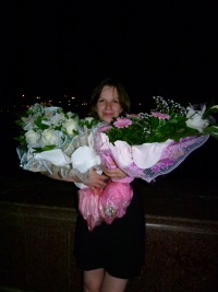 Оксана Верескова, 4 июля 1985, Санкт-Петербург, id10710861