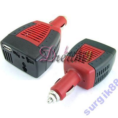 Адаптер с 12 на 220 вольт
