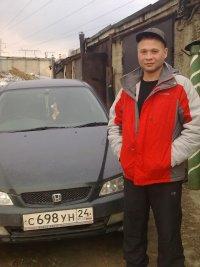 Сергей Митрофанов, 19 июля , Красноярск, id81849604