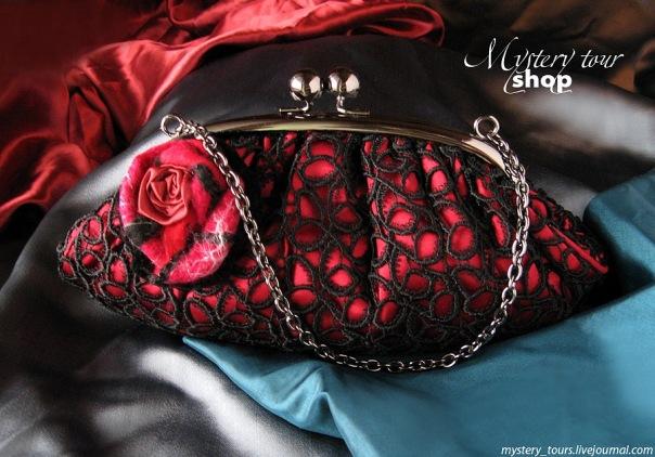 Больше прелестных сумочек и украшений Вы найдете в Mystery Tour Shop!