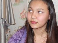 Нина Дамбаева, 14 февраля 1999, Якутск, id112066274