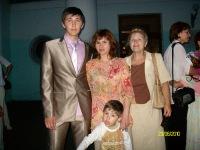 Гульнора Аманкельдиева, 22 октября 1995, Брянск, id128103370