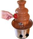 Шоколадный фонтан - купить шоколадный фонтан с доставкой.