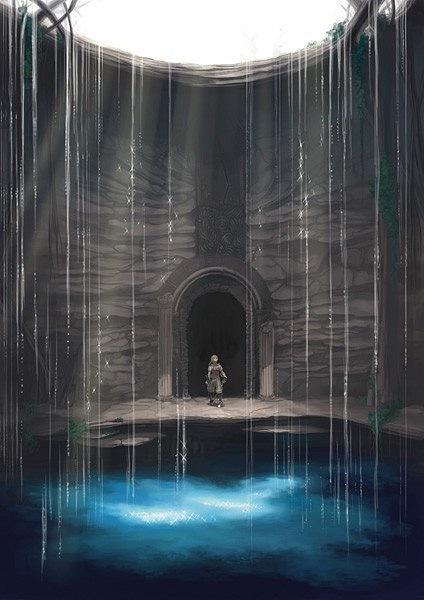 Покинутый монастырь  X_67a76435