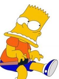 Барт Симпсон, 23 марта 1997, Санкт-Петербург, id115268882