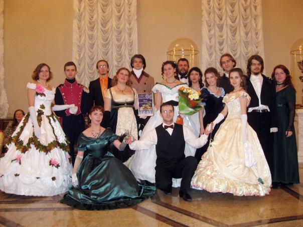 Бал в оперном 2011