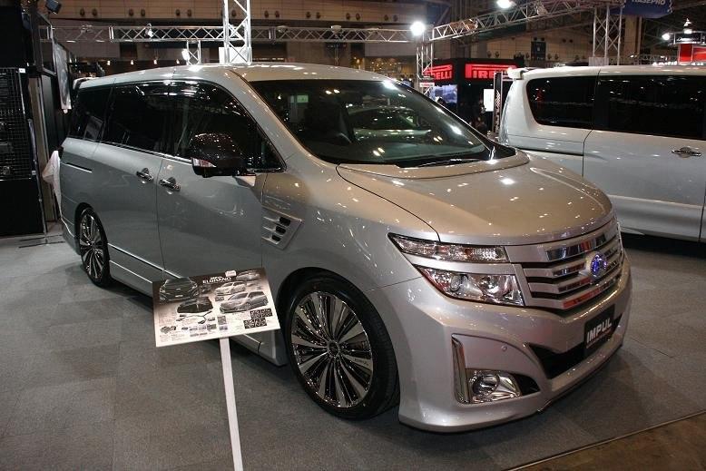 Nissan Serena Impul 2012