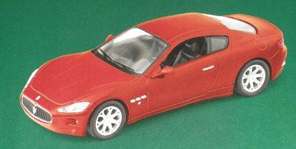 Суперкары №22 Maserati Granturismo