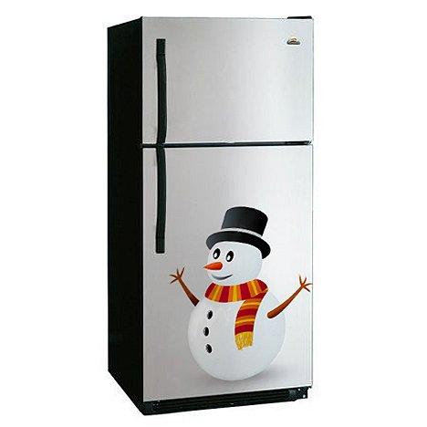 Как сделать снеговика для холодильника
