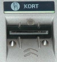 Сеиммер представляет собой небольшую накладку на картоприемник банкомата, устанавливаемая мошенниками...