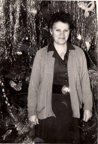 Любовь Сероквашина, 8 апреля 1955, Елань, id136198807