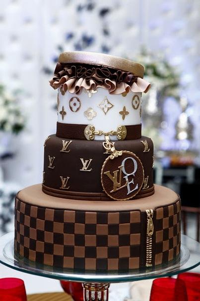 louis vuitton bag cake seker hamuru ile pasta kubra. jpg.