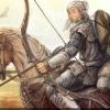 Воины Чингисхана [ЧИНГИС ХААНЫ ЦЭРГYYД]