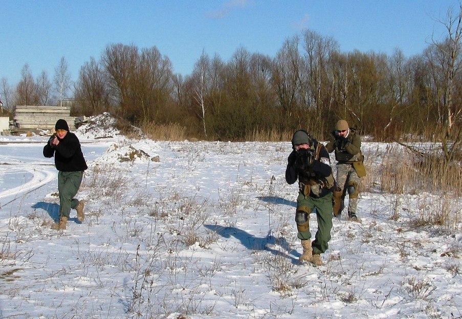 Белорусские ребятам идёт НАТОвская форма?