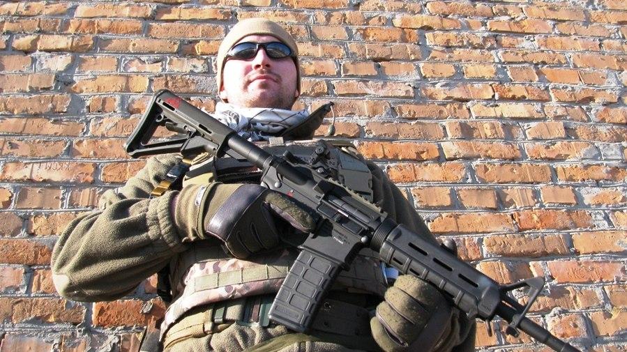 Чем не солдат НАТОвской армии?