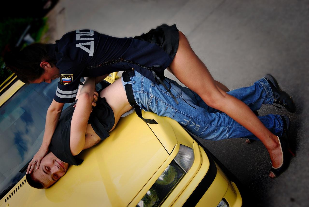 Секси полиция